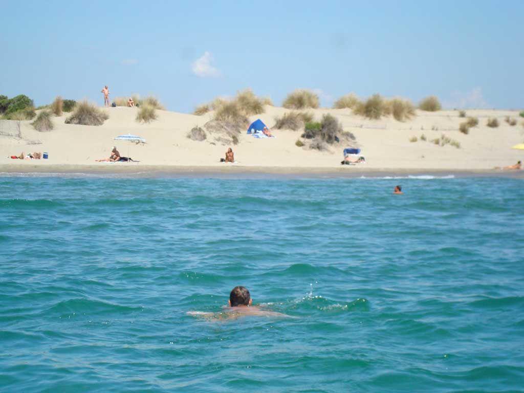 Spiaggia Gay Francia