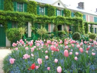 Les jardins de monet giverny gay museum guide - Les jardins de monet ...