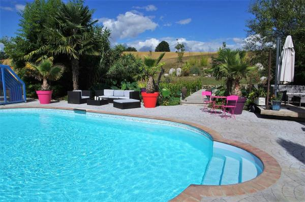 Masestival 100% Gay (Men Only) - piscine chauffée et jacuzzi !!