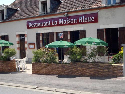 restaurant guia restaurant la maison bleue st victor