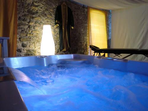 Spa et massage à La Magnanerie d'Anduze