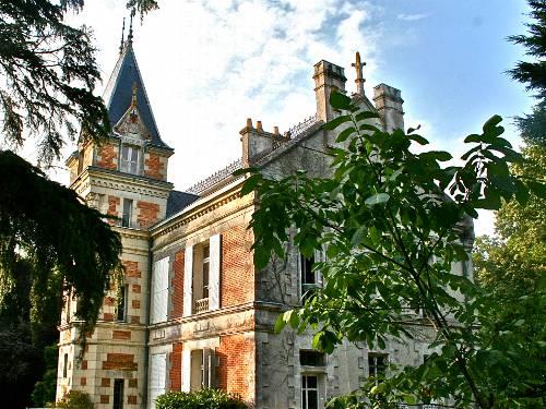 Chaterau de la Bertinière