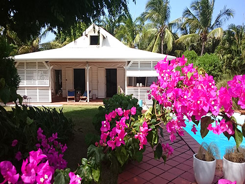 BnB Cap House Martinique