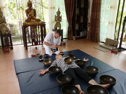 Massage à Ananta