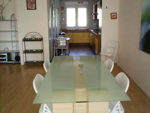 Gay furnished apartment in Nancy