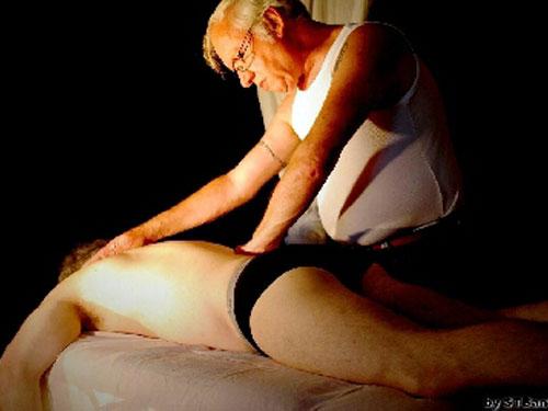 O gay massages
