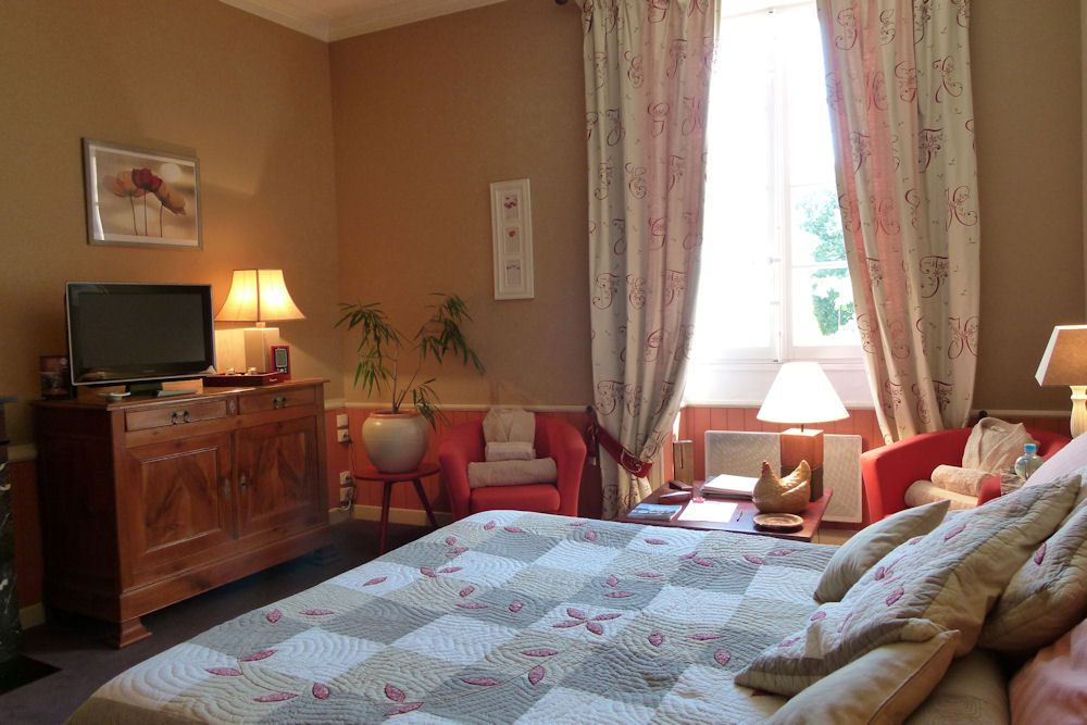 CHAMBRE CAMELIAGay Sejour