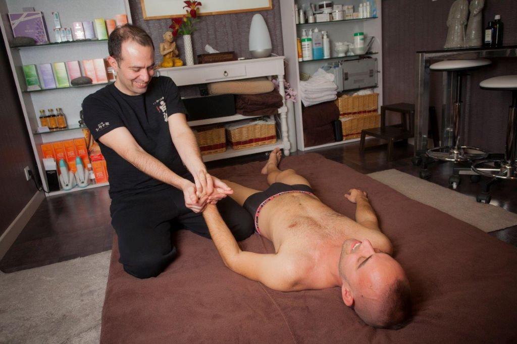 Massage Thaï