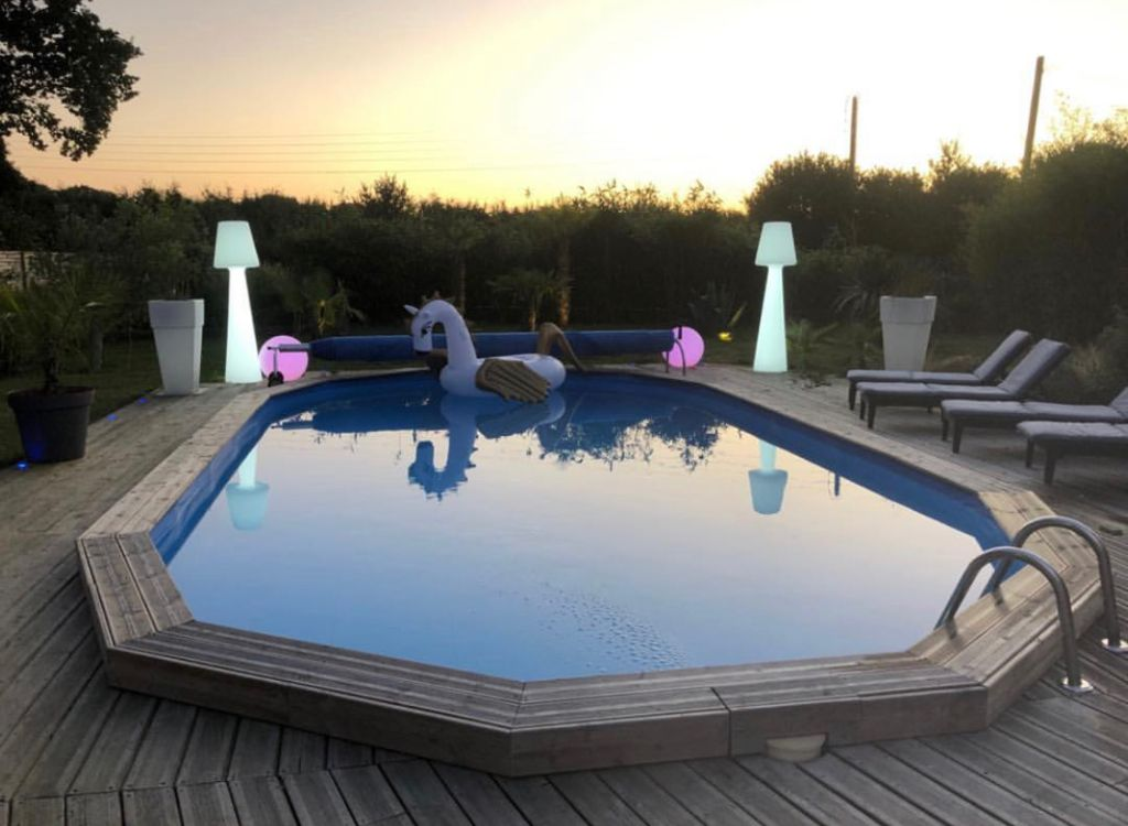 PISCINE CHAMBRES D'HOTES