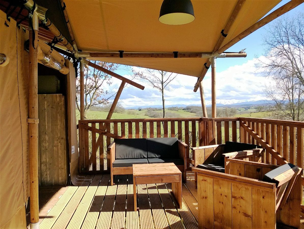 Terrasse Luxury Lodge