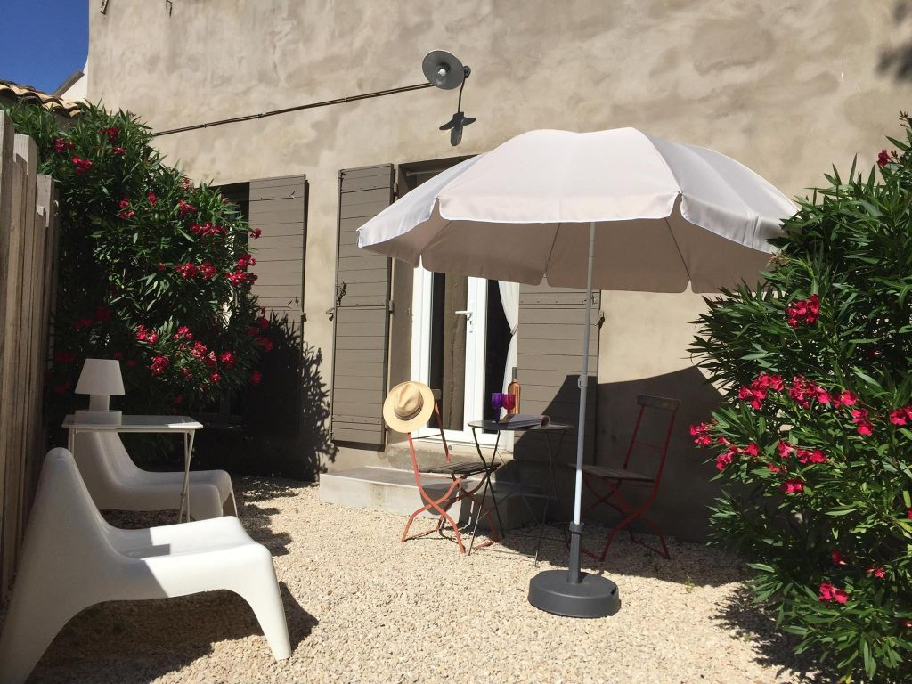 Gite Luberon Terrasse privative