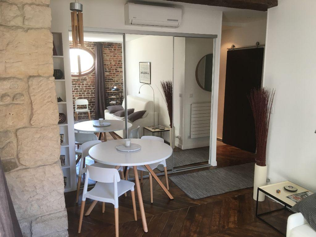 Appartement Avec Marais Le Climatisé Paris Parisgay Terrasse nNm8w0