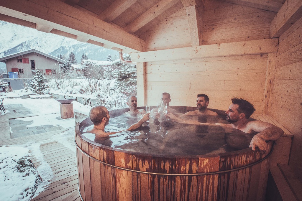 Ready for the outdoor nordic bath ?