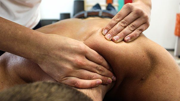Massage sportif ''deep tissue''