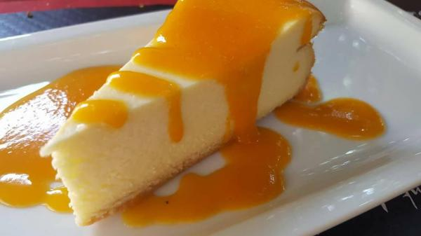 Cheesecake coulis Abricot