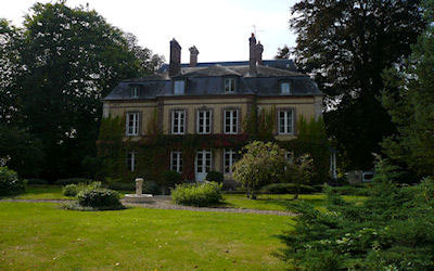Chateau Les Parcs Fontaines