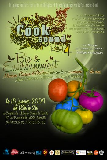 Cooksound Party
