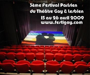 Festival theatre gay et lesbien
