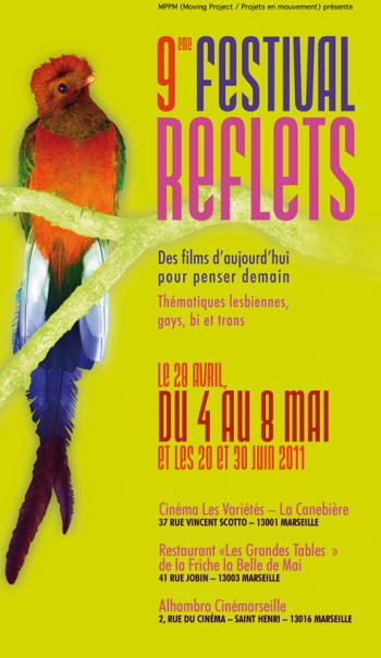Fetsival reflets Marseille