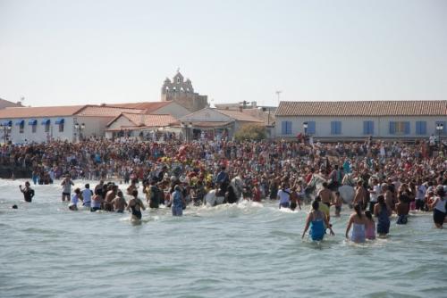 Pelerinage Saintes Maries de la Mer