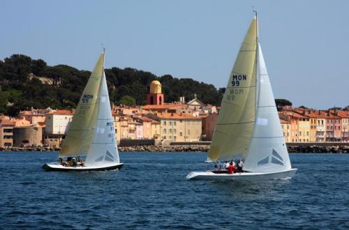 Regate Les Voiles de Saint-Tropez