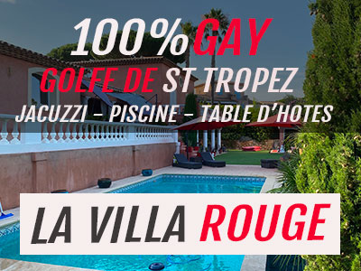 Gay Provence advertising