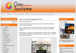 Gay Toursime Magazine